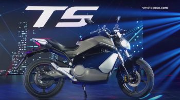 Super Soco TS Street Hunter electric bike officially unveiled [Update]
