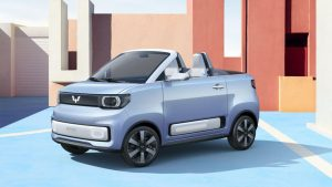 2021 Wuling Mini EV Convertible