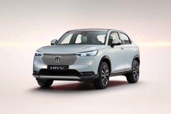 New Honda HRV Hybrid to launch in the UK by December
