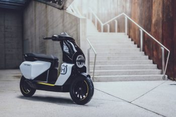 Husqvarna Vectorr Concept to evolve into brand's first e-scooter in 2022