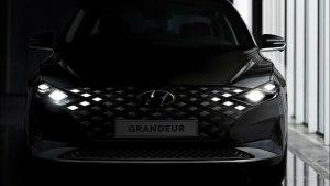 2020 Hyundai Grandeur teased