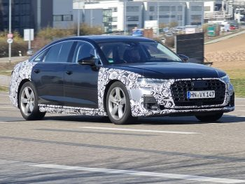 2022 Audi A8 (facelift) gets ready for launch, new PHEV planned?