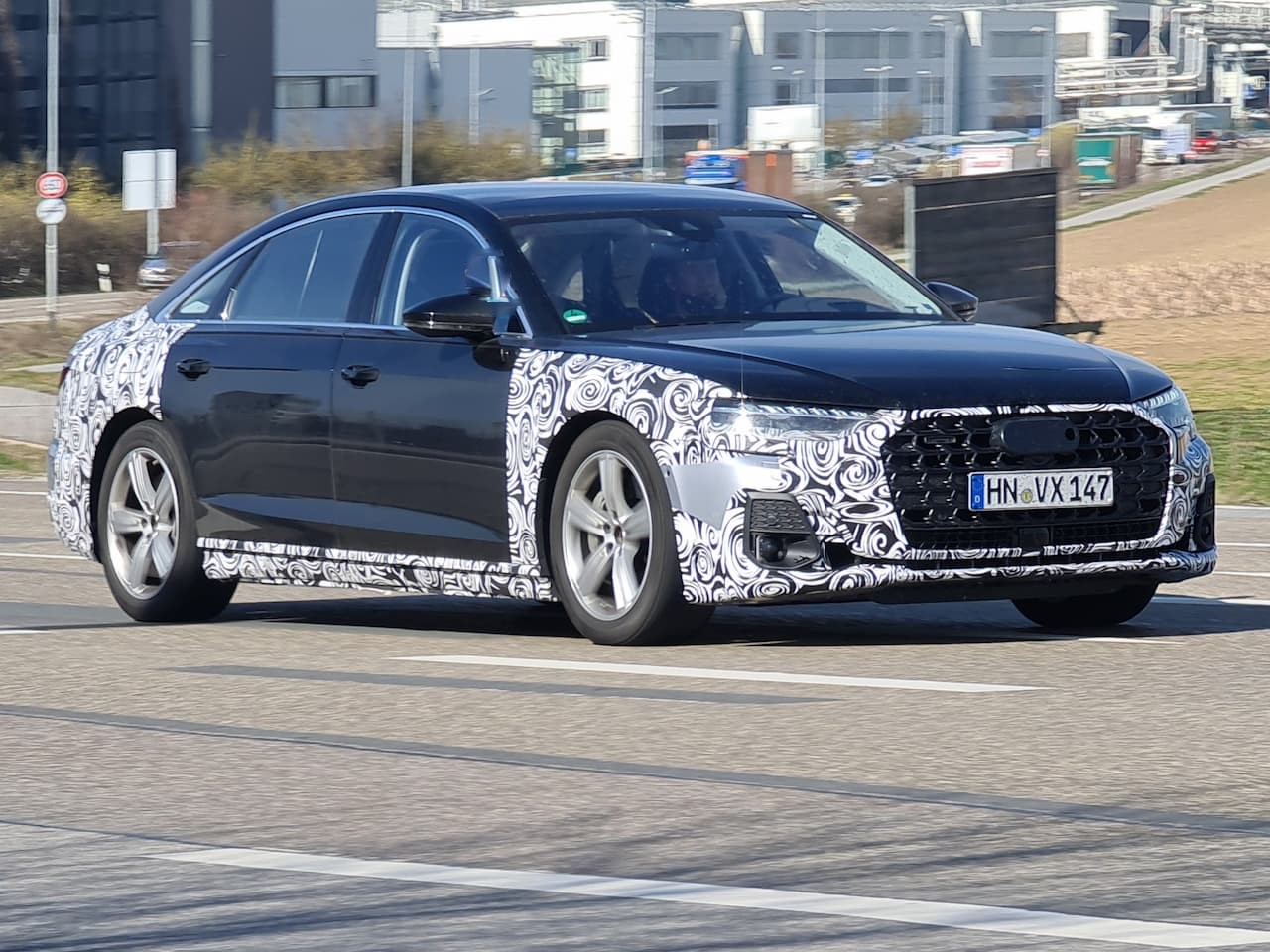 2022 Audi A8 With New Hybrid System Could Debut At Iaa 2021