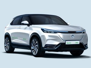 2022 Honda HR-V electric