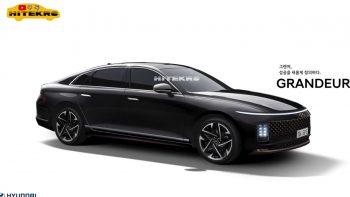 Next-gen 2022 Hyundai Azera/Grandeur hybrid confirmed, could be 5m+ long