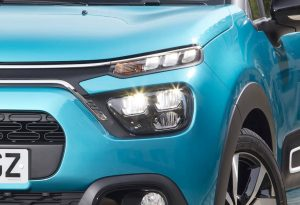 Citroen C3 headlamp