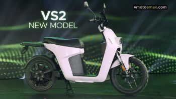Vmoto Soco unveils E-Max VS1, E-Max VS2, & E-Max VS3 in Europe