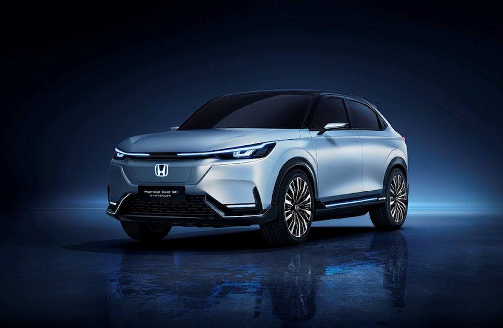 Honda SUV e-prototype