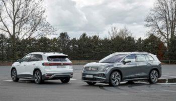 Under Biden's EV shift, will the VW ID.6 head to the U.S. in 2023? [Update]