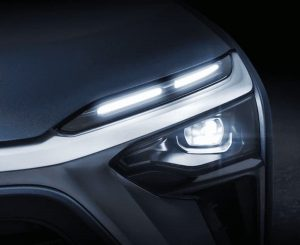 Nio Headlight