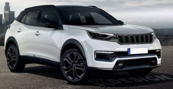 Jeep electric SUV (Jeep 516) enters production in Feb 2023 [Update]