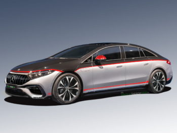 Affalterbach's bespoke EV: Mercedes-AMG EQS Edition 1 imagined