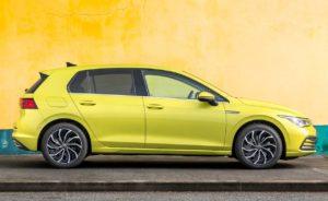 VW Golf side image
