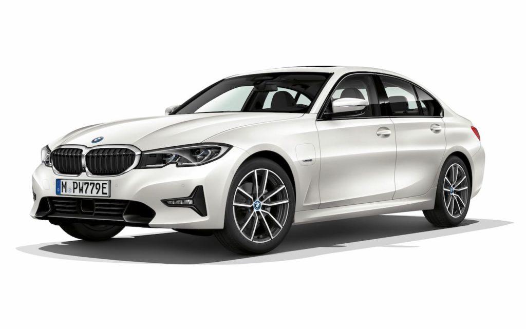 2022 BMW 3 Series PHEV