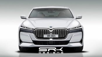 The 2022 BMW 7 Series hybrid could have a 100 km Electric range [Update]