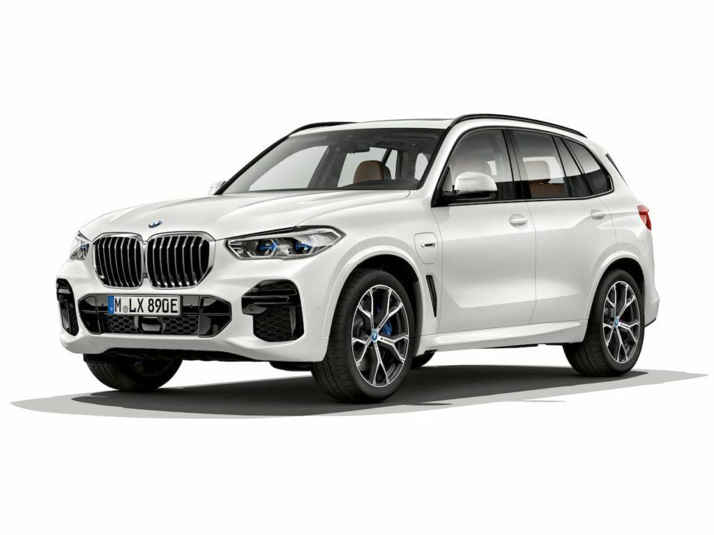 2022 BMW X5 PHEV
