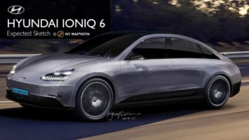Hyundai Ioniq 6 spied in production form for the first time [Update]