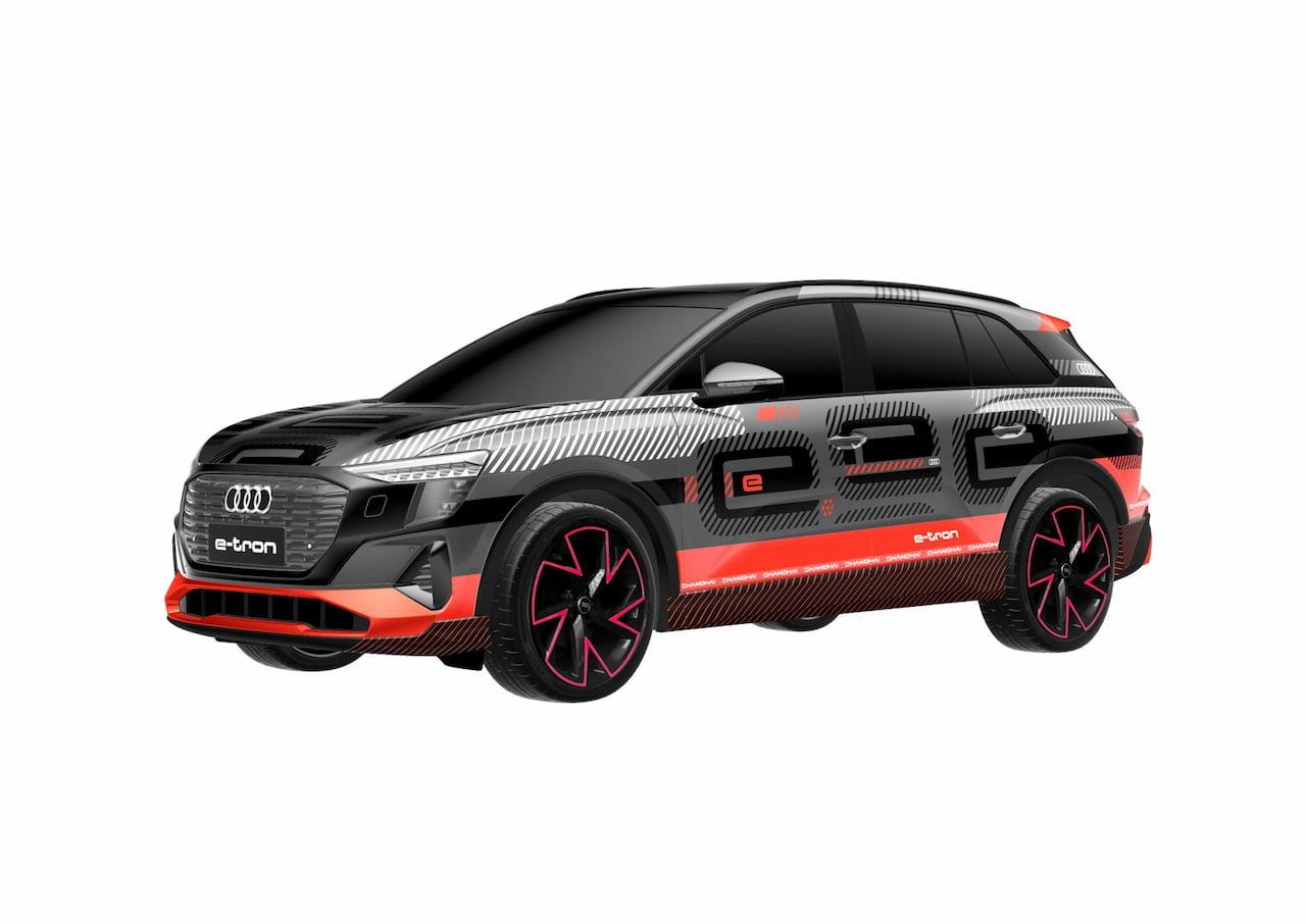 Audi Concept Shanghai