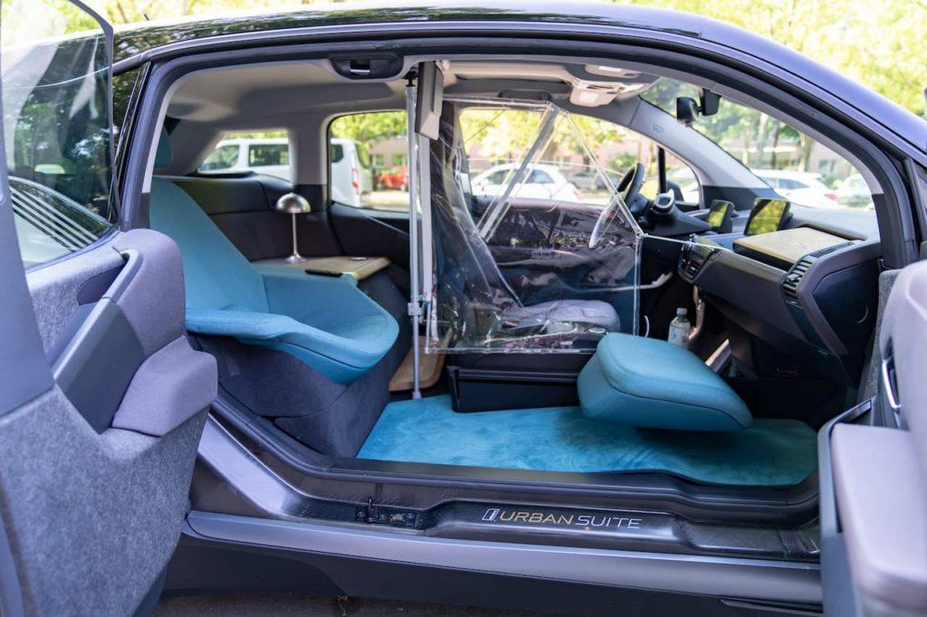 BMW i3 Urban Suite interior