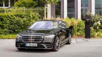 2024 Mercedes S-Class hybrid (facelift) may get Gen5 battery
