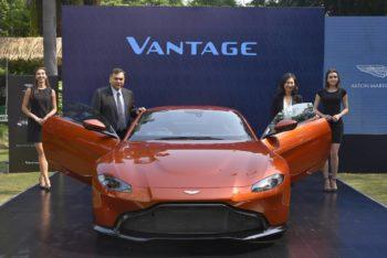 Aston Martin DB11 successor & next-gen Vantage to be EVs – Report