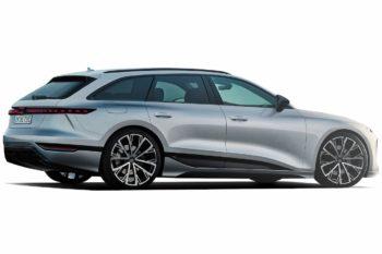 Audi A6 e-tron could be followed by A6 Avant e-tron [Update]