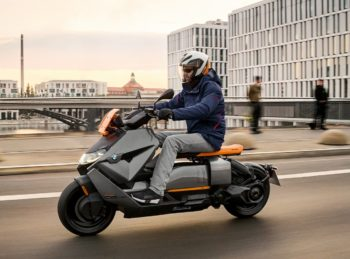 BMW CE 04 electric scooter prices start at £11,700