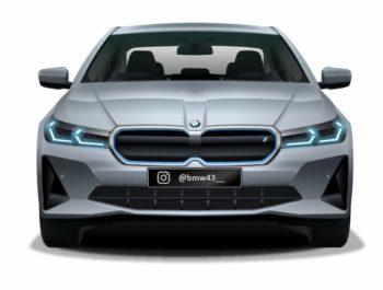2023 BMW 5 Series Electric (BMW i5) design finalized [Update]