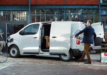 Citroen e-Jumpy is France's best-selling electric LCV in 2021