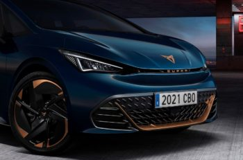 Cupra Born enters production this September in Germany [Update]