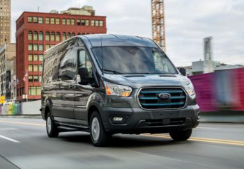 Ford E-Transit to be available in as many as 8 configurations