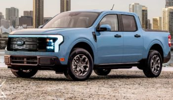 Strong indications of a Ford Maverick EV launch by mid-decade