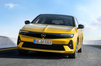 All-new 2022 Opel Astra Hybrid unveiled in two performance levels