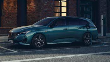 Peugeot 308 hybrid arrives at UK Dealers this December