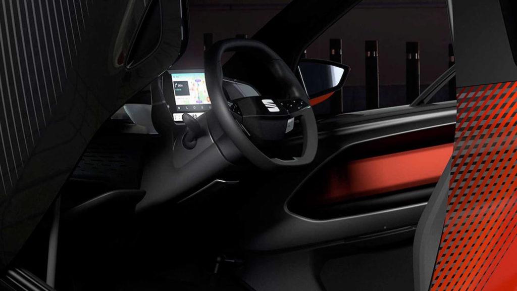 SEAT Minimo interior