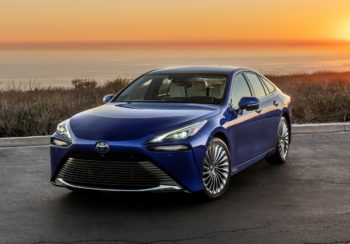 Toyota sells 1,500+ units of hydrogen-powered Mirai in the U.S. in 2021