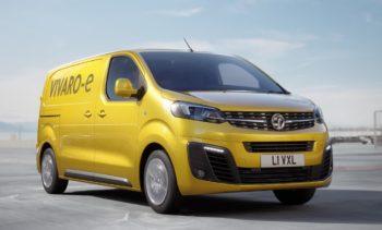 Vauxhall Vivaro-e – A zero-emissions LCV for Britain's businesses
