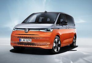 Volkswagen Multivan front